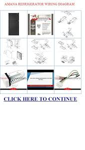 amana wiring diagram amana image wiring diagram amana refrigerator wiring diagram amana image on amana wiring diagram