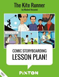 lesson plan the kite runner by khaled hosseini