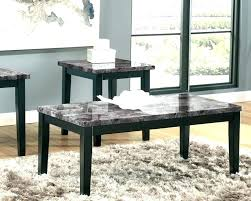 coffee and end table set fake marble coffee table fake marble coffee table faux marble top coffee and end table set