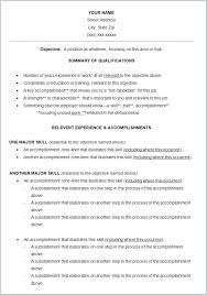 Instant Resume Templates Download Functional Template Pages Mac ...