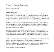 Simple Survey Template Disclaimer Example – Clarityapp