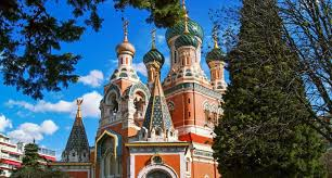 nice russian cathedral