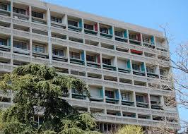 Cité Radieuse Combines Many Of Le Corbusiers Previous Design Ideas