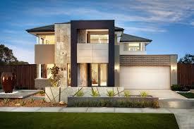 model gambar rumah 2 lantai minimalis modern terbaru 2016