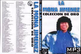 8012 – LA MONA JIMENEZ – COLECCION DE ORO – MP3