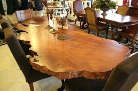 rustic solid wood dining table solid wood dining table rustic brilliant ideas creative of with real