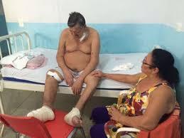 Resultado de imagem para imagem paciente e acompanhante em hospital