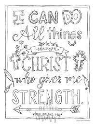 Bible Verse Coloring Pages Bible Verse Coloring Page Printable