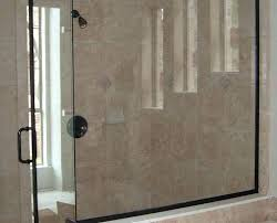 hard water on shower doors