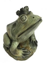frog garden statue enchanting frog prince castart