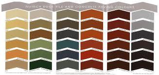 Nutech Paints Color Chart Roof Paint In 2019 Paint Color
