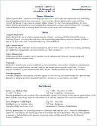 Proficient Computer Skills Resume Sample Awesome Proper Resume