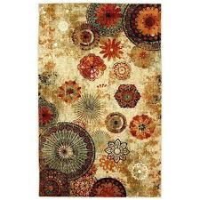 wayfair indoor outdoor rugs medallion orange teal indoor outdoor area rug wayfair indoor outdoor rugs 8x10