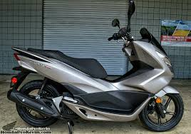 2016 honda pcx 150 scooter review mpg