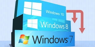 How To Downgrade From Windows 10 To Windows 7 Or 8 1