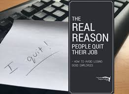 A Good Reason For Leaving A Job Staff Turnover And The Real Reason People Quit Their Job