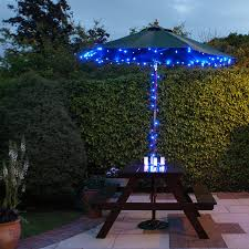 outdoor patio solar lights. Solar Landscape Lighting Blue Outdoor Patio Lights R