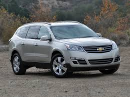 2014 Chevrolet Traverse - Information and photos - ZombieDrive
