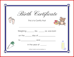 Baby Dedication Certificates Templates Baby Dedication Certificate Template 24 24 Blank Birth 15