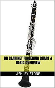Clarinet Note Chart For Beginners Bb Clarinet Fingering Chart Basic Overview