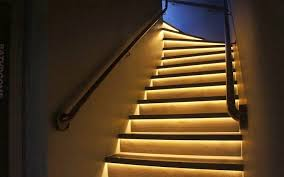 under stairs lighting. Under Stair Lighting Led Nooks And Crannies Bends Edges Because Stairs