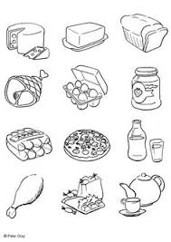 Small Picture BBQ Coloring Pages English class Pinterest English class