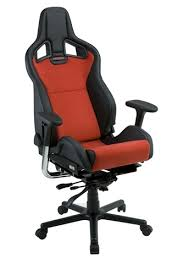 recaro bucket seat office chair. recaro sportster cs office chair by racechairs a company in pennsylvania the creates chairs refurbished from actual seats of sports cars like bucket seat e