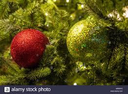 Weihnachten Feiern Feiertag Hintergrund Christbaumschmuck