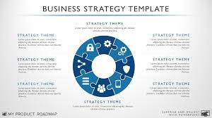 Buisness Strategy Business Strategy Template Analysing And Presenting Pinterest