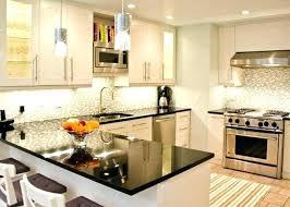 black floor white cabinets kitchen dark grey countertops gold hardware modern small designs ideas office
