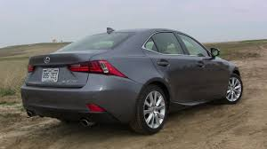 Review: 2014 Lexus IS 250 AWD - Is It Ready for the Battle? - The ...
