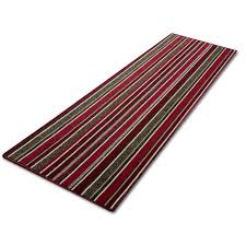 carpet floor runner broadway red customised size