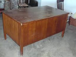 vintage oak desk 1 2 high 5 drawers with one middle drawer in craigslist teachers vintage oak desk school chair