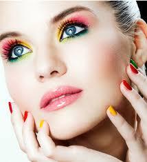 mix makeup looks