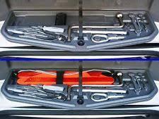 bmw 840 bmw e31 complete emergency trunk tool kit box 840ci 840i 850ci 850csi