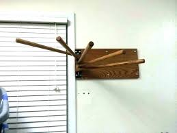 Laundry Room Coat Rack Magnificent Laundry Room Clothes Hanger Ideas Wall Drying Rack Coat Mounted