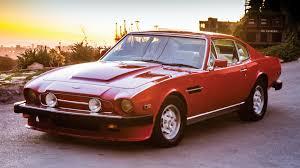 1979 Aston Martin V8 Vantage Ca Wallpapers And Hd Images Car Pixel