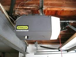 stanley garage door opener troubleshooting garage door opener troubleshooting