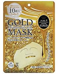 Buy <b>JAPAN GALS</b> Pure 5 Gold Essence Mask 10pcs anti aging ...