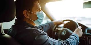 a safe driving refresher during covid