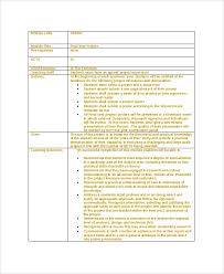 25 Project Report Template Free Pdf Word Documents Download