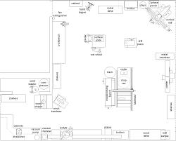 Metal Workshop Plan