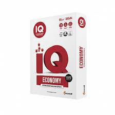 <b>Бумага IQ</b> для <b>принтеров</b> и копиров