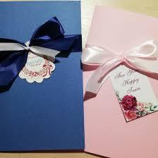 gift wrap for wedding handkerchief set in navy pink