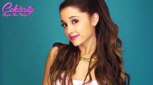 ariana grande height and weight merements