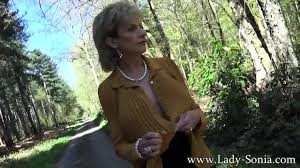Mature Lady Shows Tits In The Forest EPORNER Free HD Porn Tube