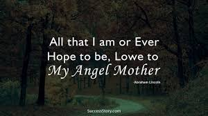Famous Quotes About Mothers Gorgeous 48 Quotes About Mother By Famous Personalities SuccessStory