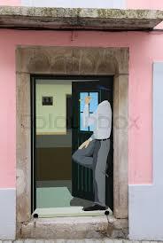 open door painting. Stock Image Of \u0027open Door,men Without Face, ,urban Art, Street Open Door Painting N