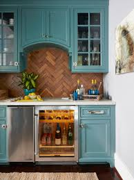 Teal Kitchen New Kitchen Cabinet Paint Color Inspiration
