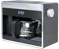 Tools dispenser dog beds dressers electric griddles end tables espresso machines faucets floor lamps food processor french press frying pans futons gallon water bottles greenhouse panels griddle. The Best Combination Coffee And Espresso Machine A Definitive Guide